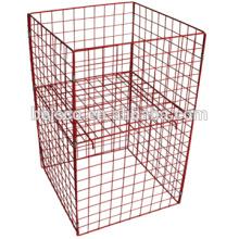 Alambre resistente malla de contenedores/galvanizado paneles de alambre / alambre malla panel soldado con autógena