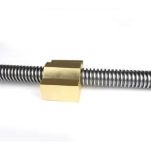 Parafuso de avanço de 8 mm para máquina CNC