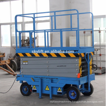 12m Movable Scissor Lift