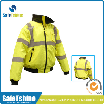 Guaranteed quality proper price reflective safety jacket