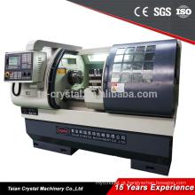 Fabricante CK6136 Novas fotos cnc tornos price