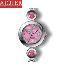 2017 stainless steel ladies diamond classic watches