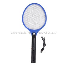 usb electric insect killer rechargeable mosquito swatter