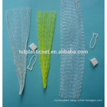 100% PE tubular mesh sleeve fruit bag