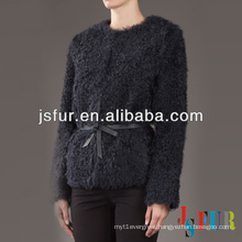 2014 fashion and simple style in this season and good quality sheep fur women clothing