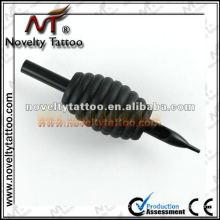 Novidade tatuagem descartáveis tubos de borracha (30mm)