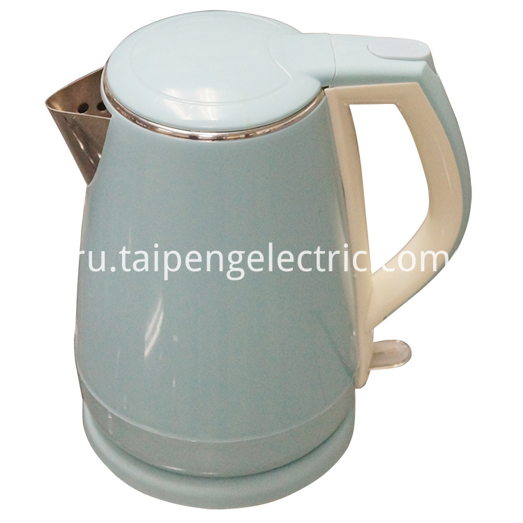 Double wall kettle