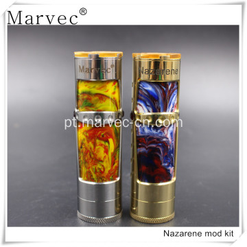Marvec Nazarene vape mechanical e kits de cigarros