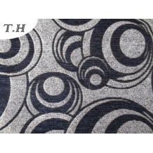 Tissu 100% de polyester de tissu de jacquard de Chenille d'Uphostery fabriqué en Chine