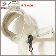 Reversed Nylon Zipper for Big Coat