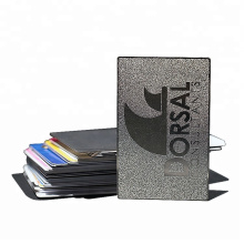 Custom Cheap Metal Plastic Pvc Greeting Name Id Magnetic Stripe Vip Business Card Printing