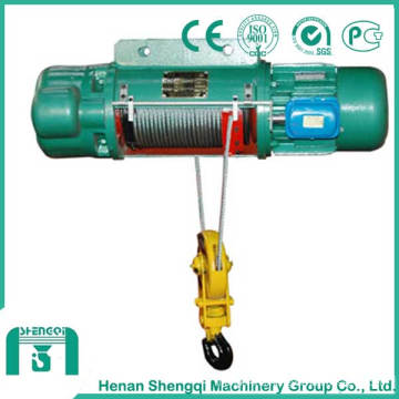 Used on Overhead Crane and Gantry Crane Wire Rope Hoist