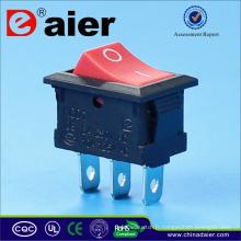Interrupteur à bascule avec 3 broches