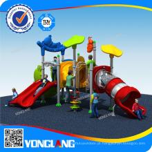 Equipamento adaptável de playground