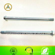 Wheel Hub Threaded Shaft for Motorcycle, M15X1.5X246