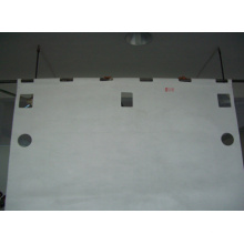 Tissu de filtre à pression à micro-aiguille à micro polypropylène