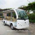 8 мест электрический туристический автомобиль/72v электрический туристический автобус