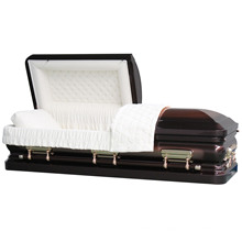18 Gauge Steel, Heritage Bronze Sterling Casket