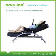 whole body 3D massage bed