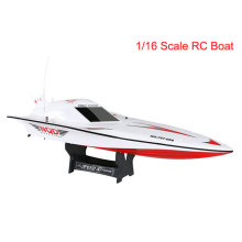 Popular 1: 16 RC Remote Control Boat for Kids