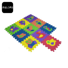 Personalizza Animal Foam Jigsaw Mat Kids