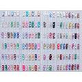 Color Confetti and Design Chart  DSC02299