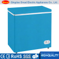 Commercial Ice Cream Color Solid Door Top Open Chest Deep Freezer