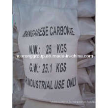 Classe de Industrial / alimentação de carbonato de manganês