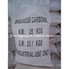 Марганца карбонат промышленных / корма класса