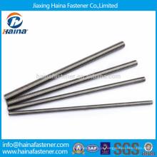 DIN padrão de aço inoxidável linha completa haste longa