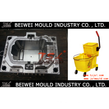 Injection Plastic Magic Mop Bucket Mould/Mold