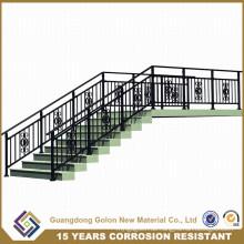 Kundenspezifische Treppe geschmierte Eisen Treppe