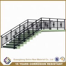 Custom Stair Wrought Iron Stair