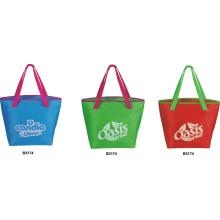 Polyester Folding Fancy Cool Bag