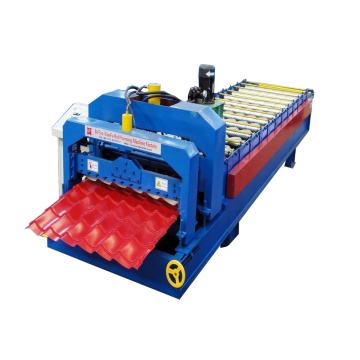 Newly Arrival for Glazed Tile Roll Forming Machine,Antique Glazed Tile Roll Forming Machine,Automatic Glazed Tile Roll Forming Machine Manufacturers and Suppliers in China Roof Tile Glazed Tile Roll Forming Machine export to Niger Importers