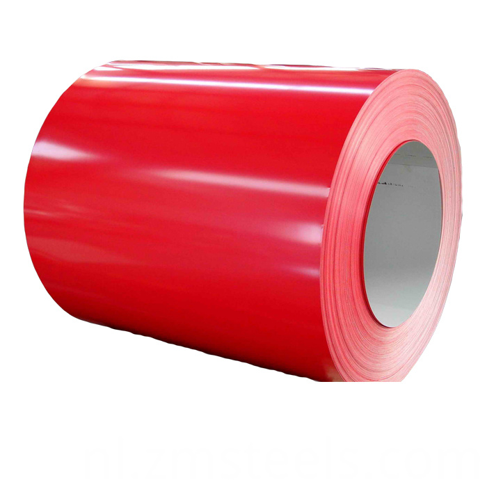 Prepainted Galvanized Steel Coil