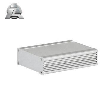 ZJD-E1015 100x76x25.6 silver box aluminium electronic enclosure