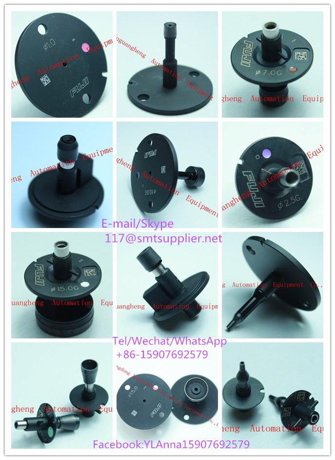 (J) Fuji nozzle of CP6, CP7,CP8, QP341, XP141, XP142,XP143, XPF, XP242,XP243,XP341, NXT H01,