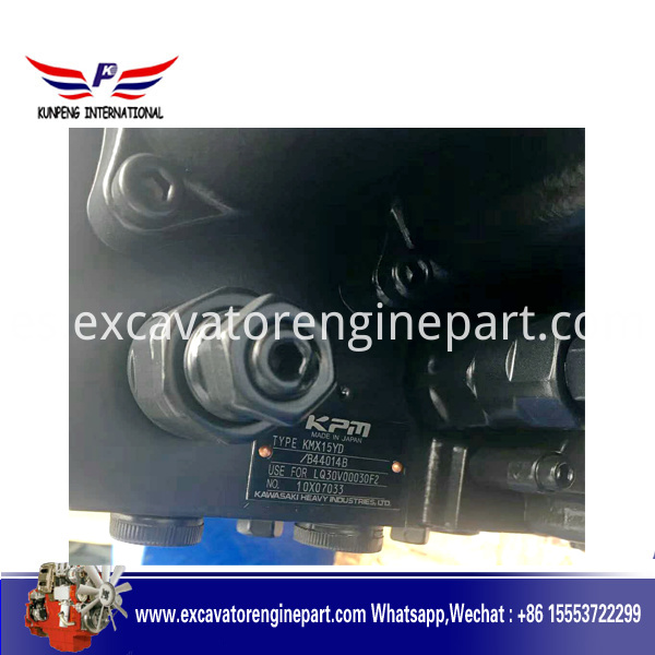 Kobelco Original Excavator Parts Hydraulic Control Valve, Main Hydraulic Distributor for SK350-8