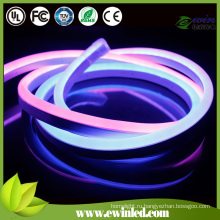 Цифровой светодиодный Неон для рекламы установки