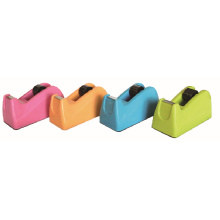 Bright color strong base tape dispenser with good quality