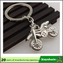 Fabricant de porte-clés métal moto Key Chain