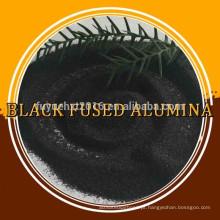 Polimento Vidro óptico Matérias primas de alta pureza Alumina fundida preta