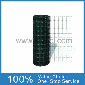 Pvc Coated Welded Wire Euro Fence
