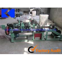 Высокая эффективность положительный и отрицательный поворот колючая проволока машина (фабрика)
