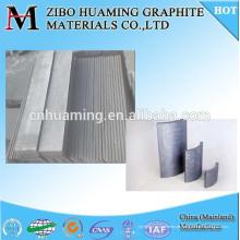 placa de grafite de carbono de isolamento térmico