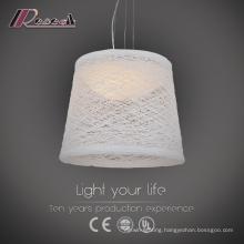 Metal Rattan Pendant Lamp