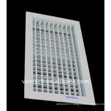 déviation grille(HVAC)
