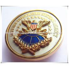 Zinc Die Cast Assemble Eagle Badge