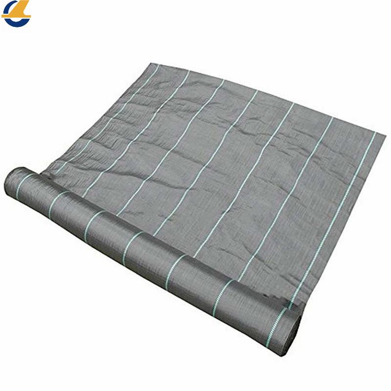 Black PE fabric